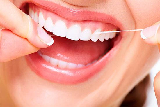 Как удалить зубной налет в домашних условиях