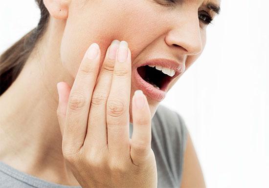 Болит зуб под мышьяком