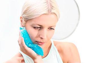 Лечение флюса после удаления зуба