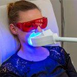 Лампа для отбеливания зубов