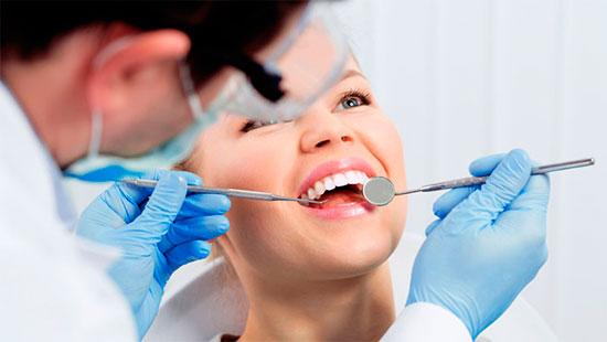Стоматолог помогает при боли после удаления нерва