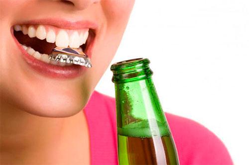 Причины появления трещин в зубах