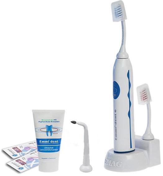 Emmi-Dent 6 Professional - ультразвуковые зубные щетки
