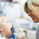 Флюс у ребенка: причины, симптомы, лечение