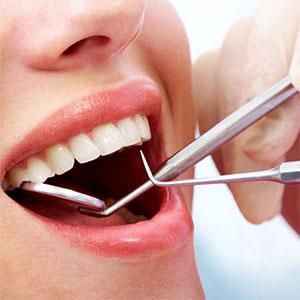 Пломбирование зуба кальцием